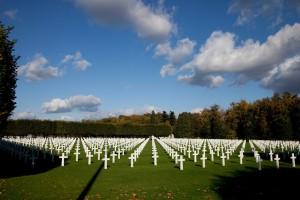 Thiaucout - Saint-Mihiel Salient American Cemetery - World War I Graves-1-2-L