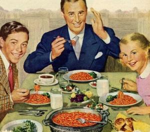 Family @ Dinner