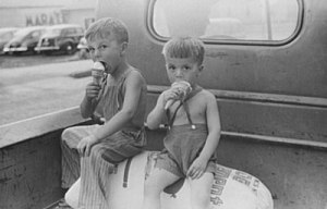 Ice-cream boys